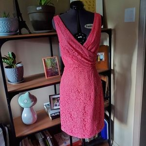 Donna Morgan Collection Lace Dress